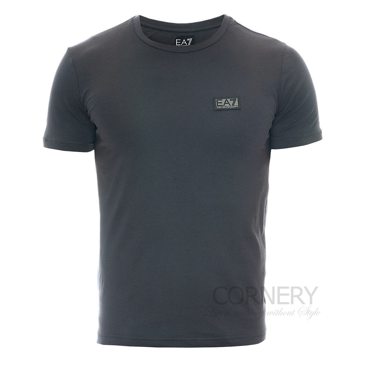 Футболки Cornery Black T-Shirt