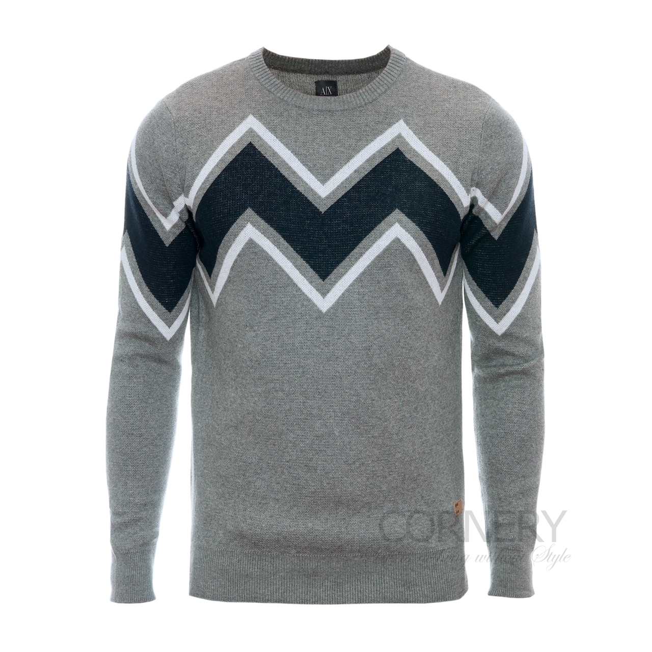 Свитера Cornery Sweater Grey