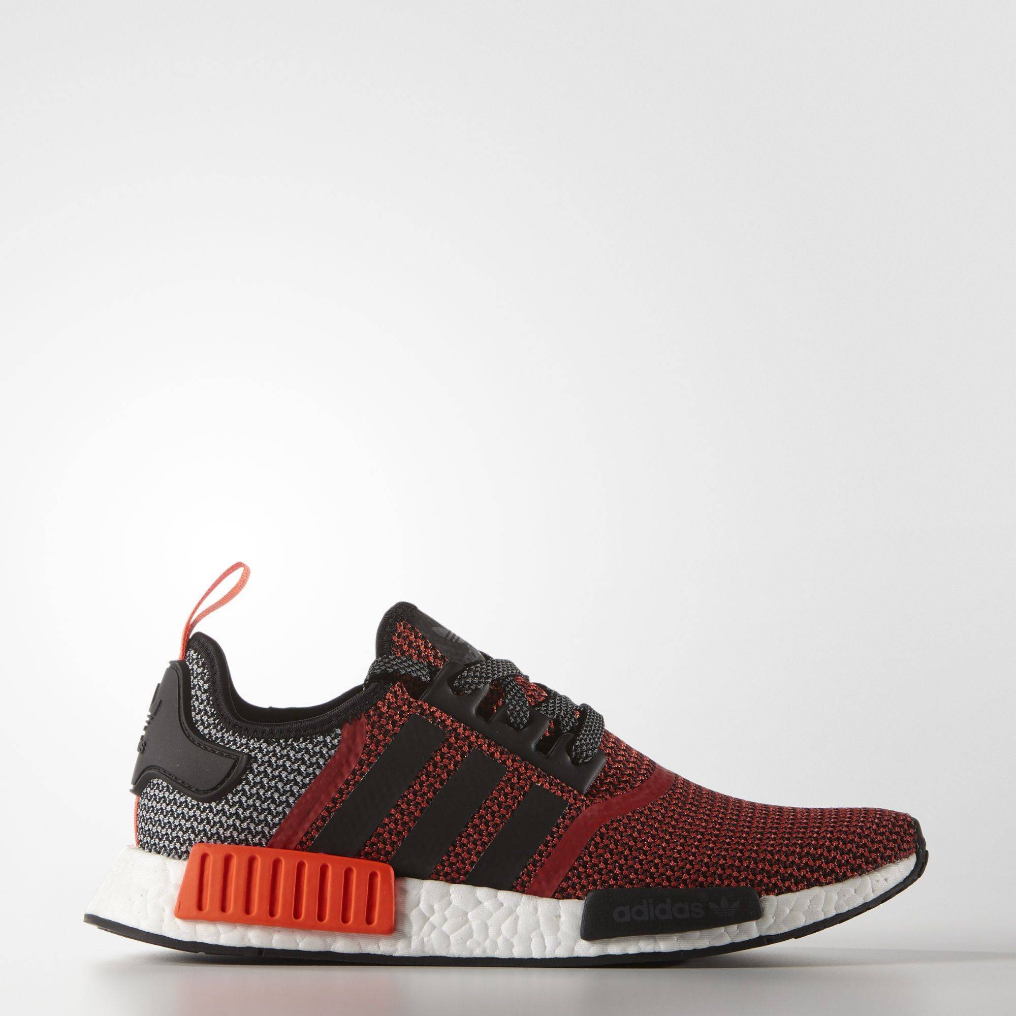 "NMD R1 ""Lush Red"""
