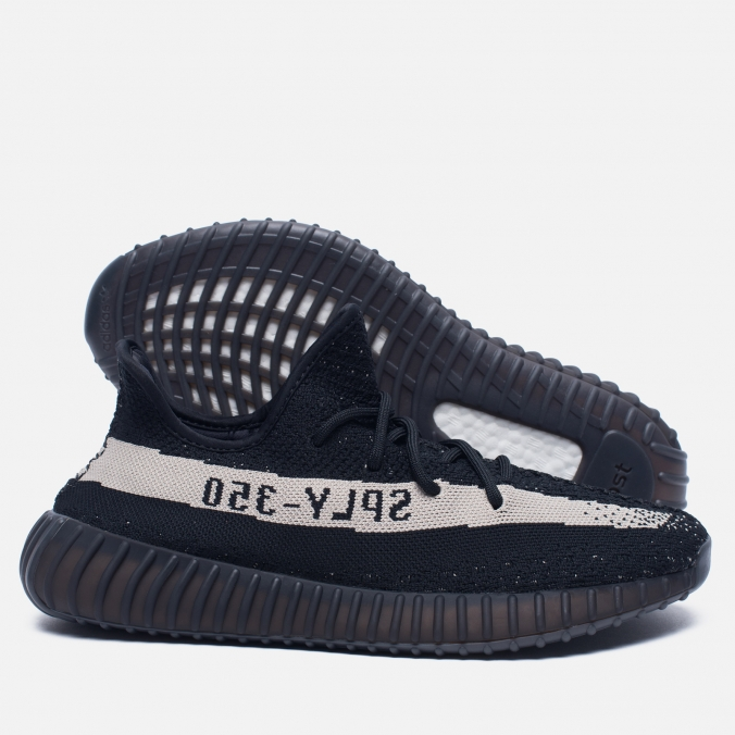 Yeezy Boost 350 V2 Core Black/Vintage White