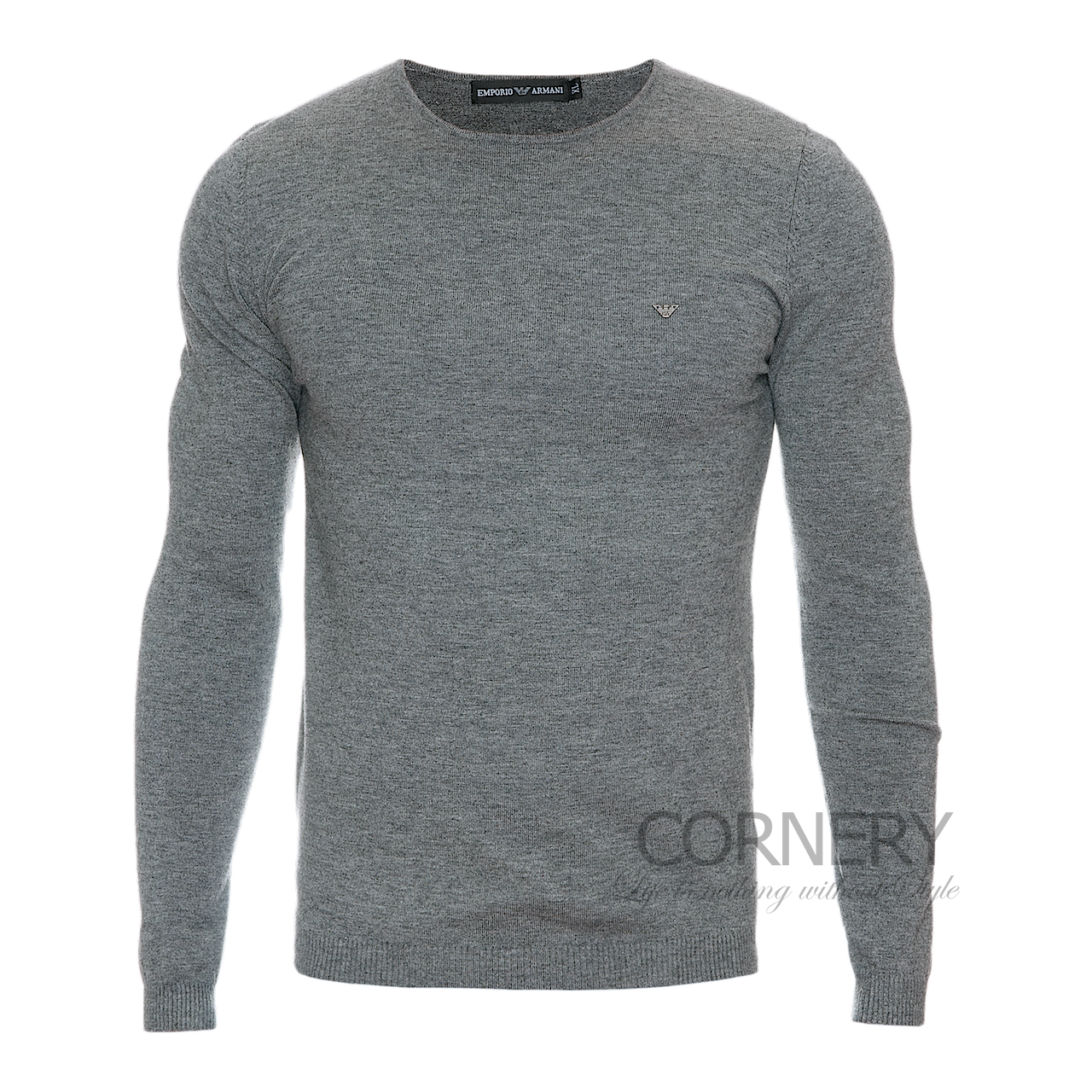 Свитера EA Sweater Grey