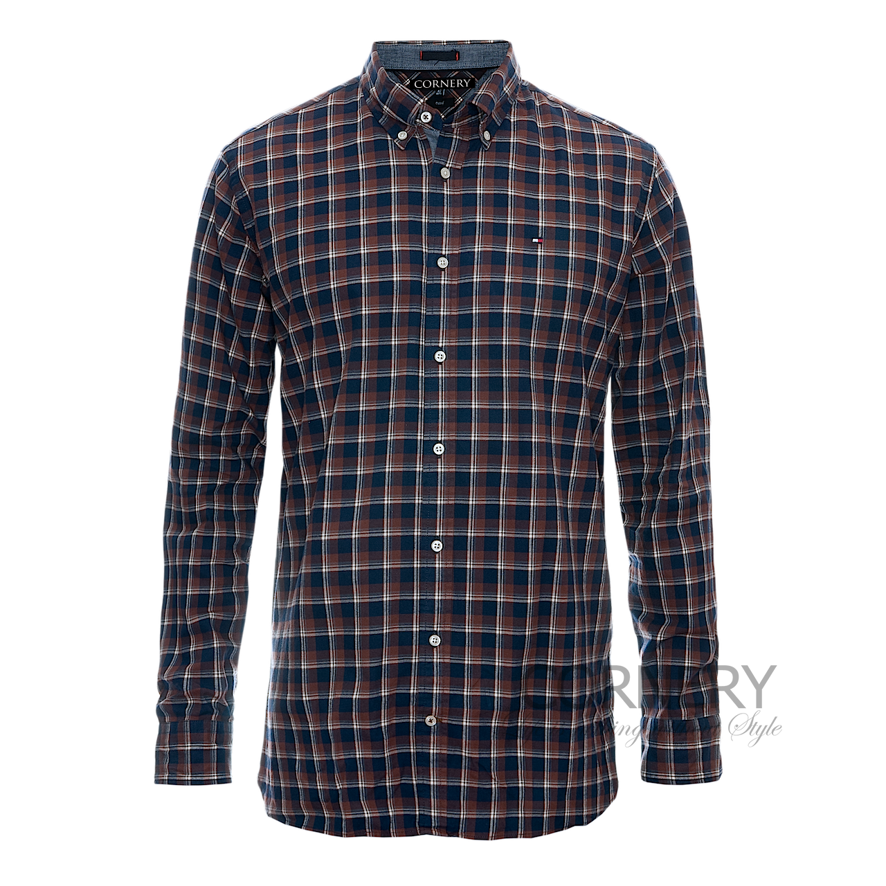 Рубашки Cornery Shirt Checked