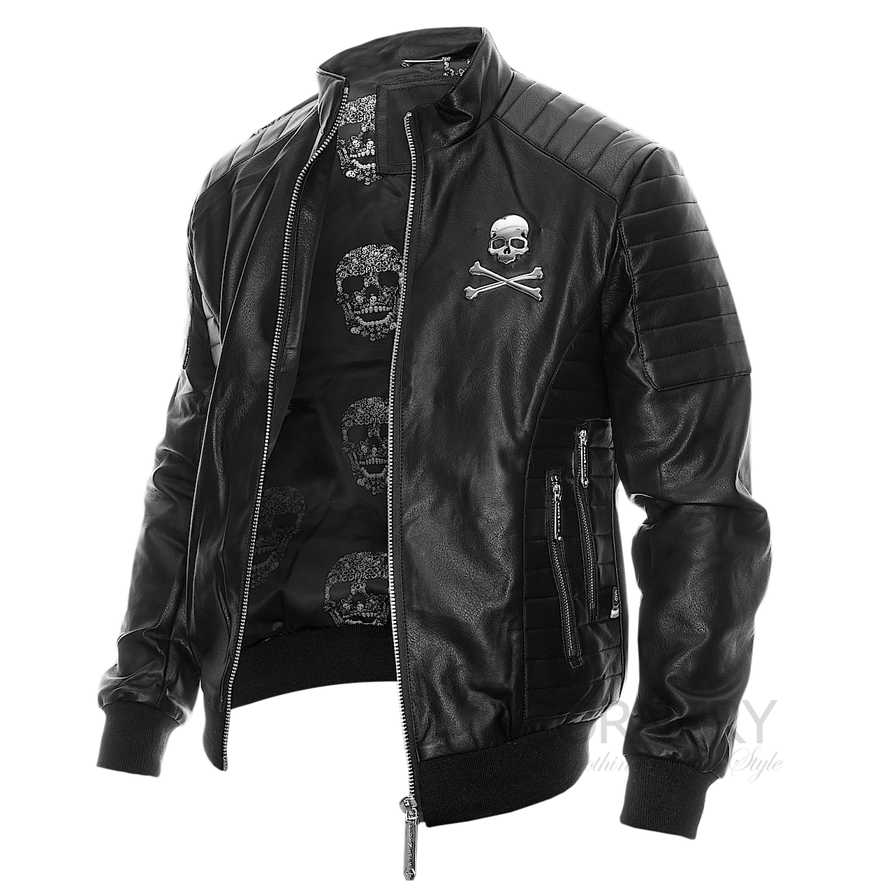 Phillipp Plein Skull Jacket