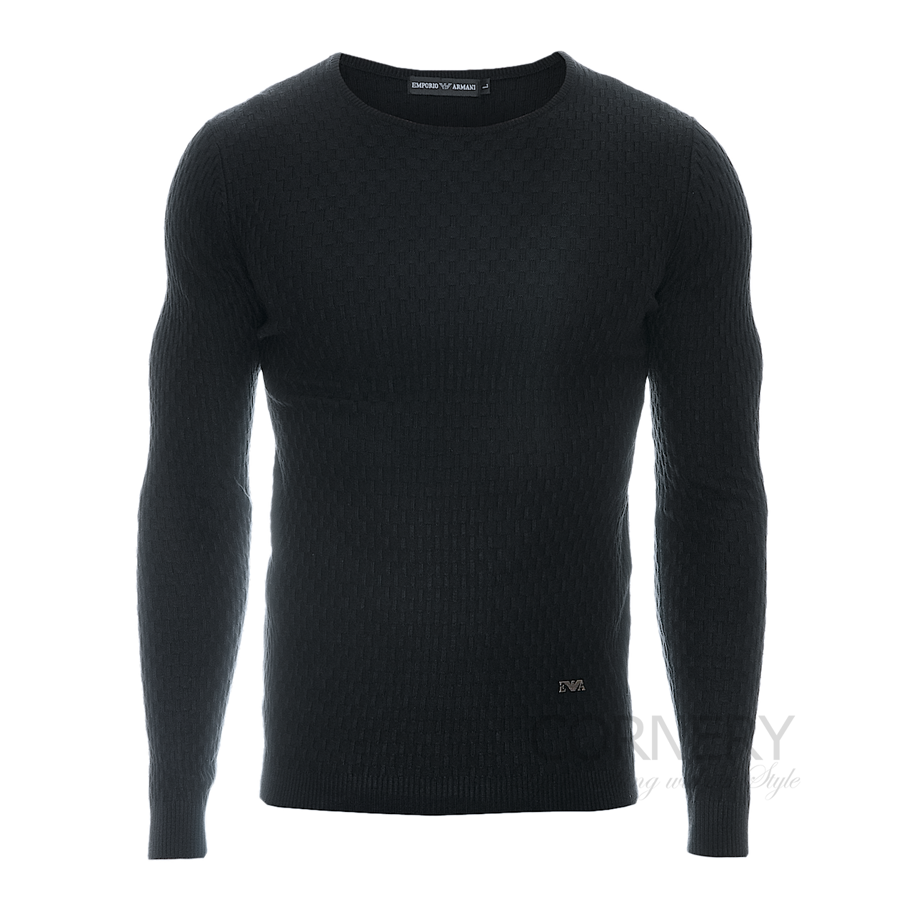 Свитера EA Sweater Black