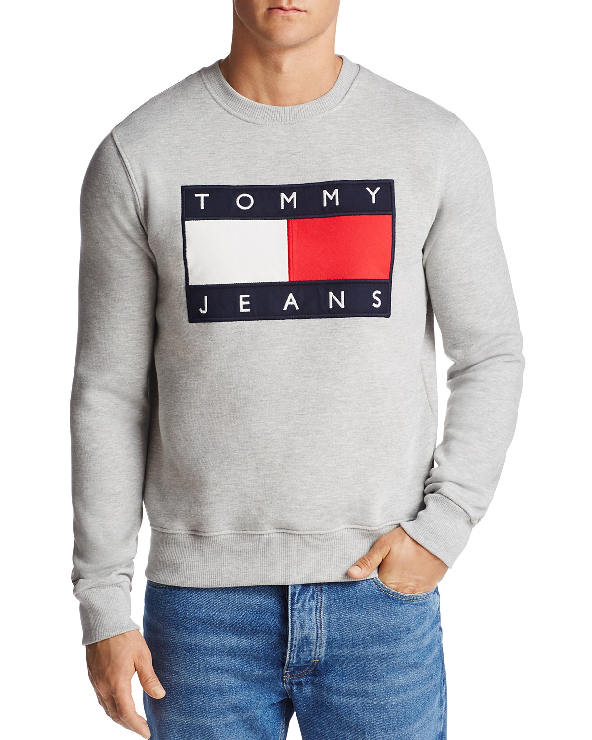 Свитера Tommy Logo sweater