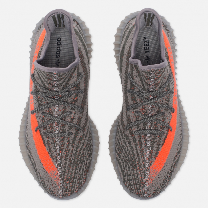 Yeezy Boost 350 V2 Stealth Grey/Beluga
