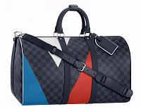 Louis Vuitton regatta Keepall Bag