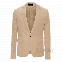 Cornery Beige Coat
