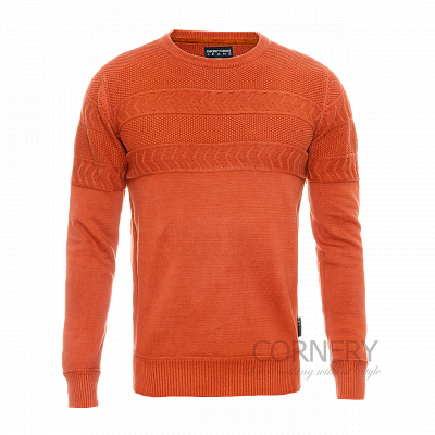 EA Sweater Orange