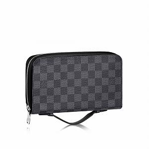 Louis Vuitton Zippy XL Damier Graphite