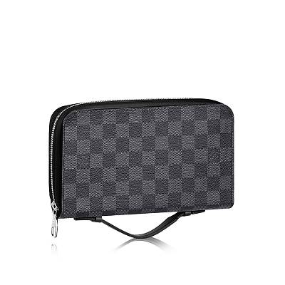 LV Zippy XL Damier Graphite