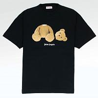 Футболка Palm Angels Kill The Bear Black T Shirt