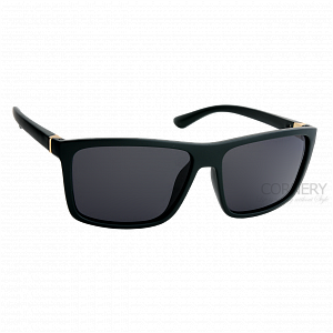 CORNERY Black Sunglasses