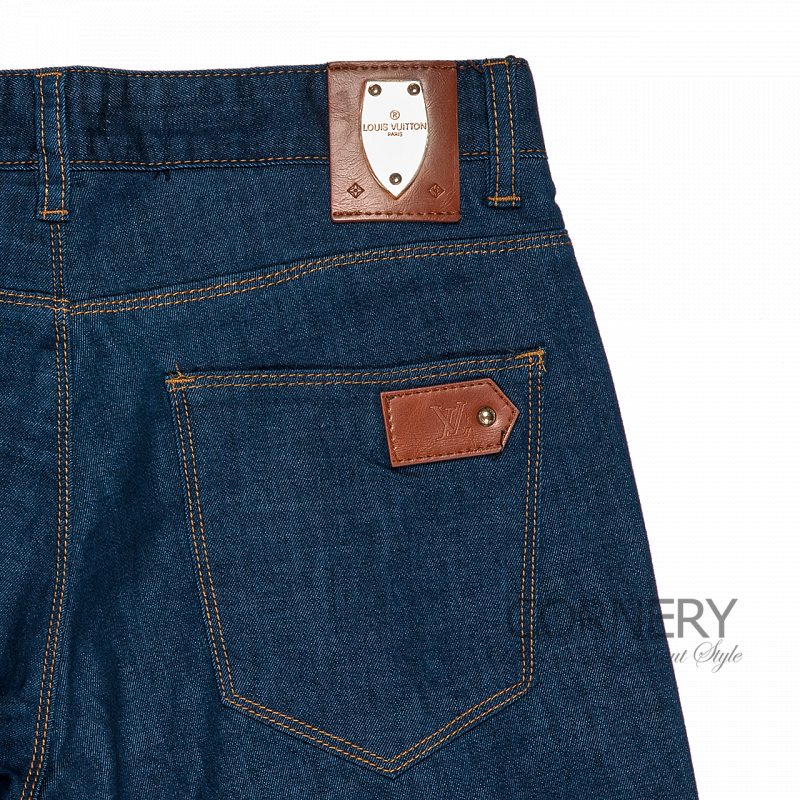 LV Light Blue Jeans