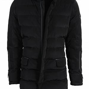 EA Black Down Jacket 2017
