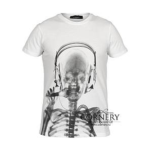Givenchy Headphones T-Shirt