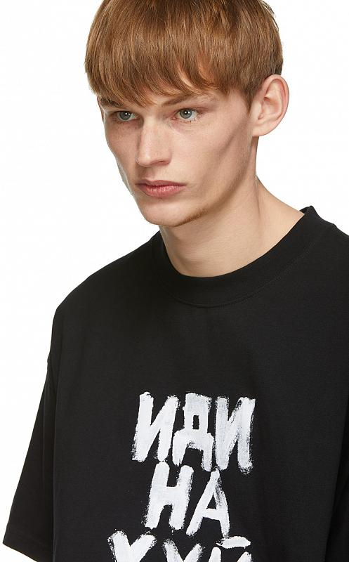 Vetements Black 'Fuck You' T-Shirt