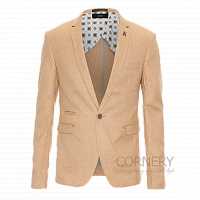 Cornery Blue Orange Coat