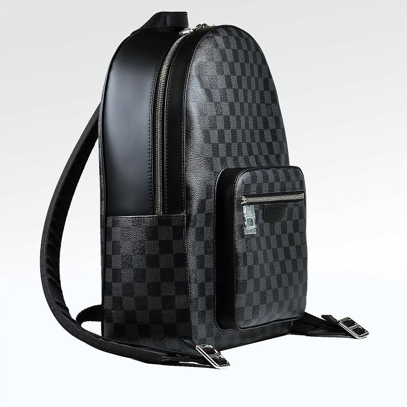 Рюкзак Louis Vuitton Josh Damier Backpack Black