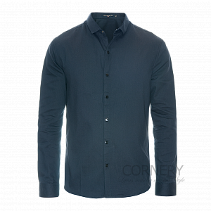 Cornery Shirt Blue