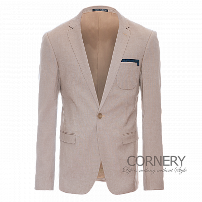 Cornery Beige Rose Coat