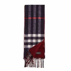 Burberry Reversible Check Colour Scarf
