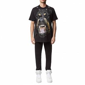 Givenchy Dog T-shirt