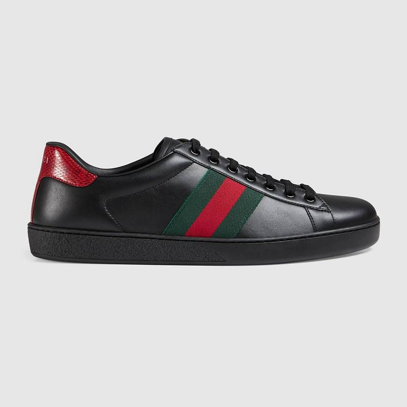 Gucci Ace Black