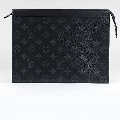 Косметичка Louis Vuitton Eclipse Monogram Pochette Voyage Mm
