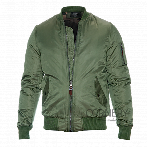 Cornery Green Bomber