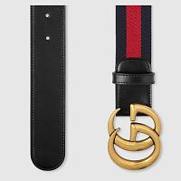 Ремень Nylon Web belt with Double G
