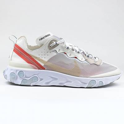 Кроссовки Nike React Element 87 Light Bone