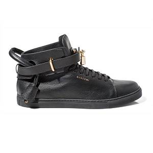 Jon Buscemi 100MM Leather High-tops