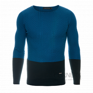 Calvin Klein Sweater Black&Blue
