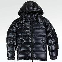Пуховик Moncler Maya Padded Down Jacket Black