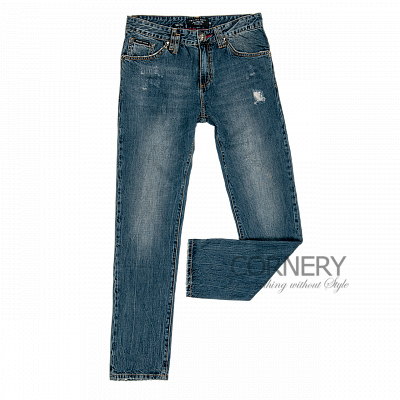 Phillipp Plein Blue Jeans
