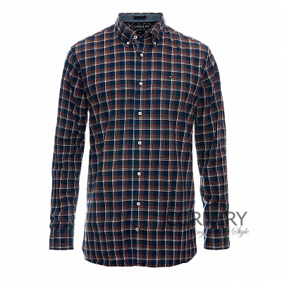 Cornery Shirt Checked