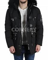 PHILIPP PLEIN Down Jacket Black