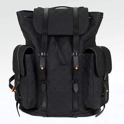 Рюкзак Louis Vuitton Christopher Backpack GM Black
