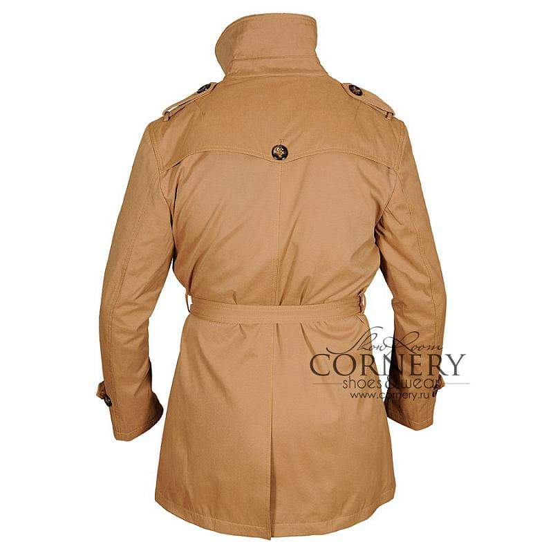 Burberry Gabardine Trench Coat