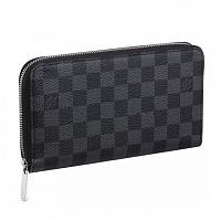 Кошелек Louis Vuitton Zippy Wallet Damier