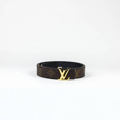 Ремень Louis Vuitton Initiales 30mm Reversible Belt