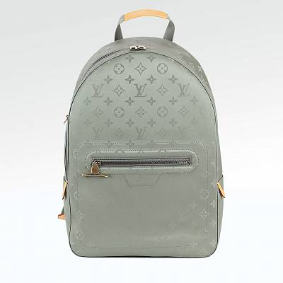 Рюкзак Louis Vuitton Monogram Titanium Backpack PM