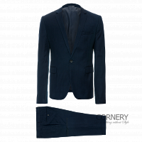 Cornery Black Suit