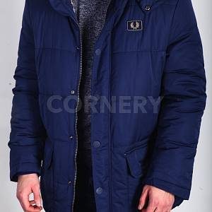 Пуховик Fred Perry Blue
