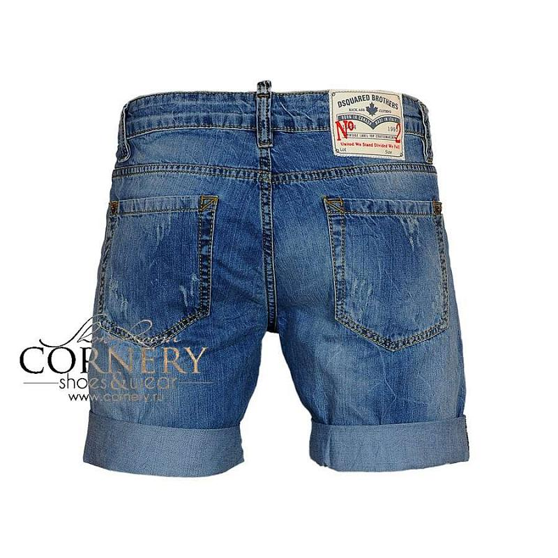 Dsquared Jeans Shorts 1
