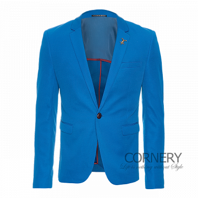 Cornery Blue Coat 2