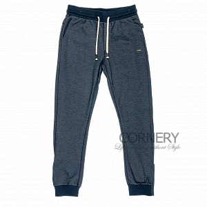 EA Blue Cotton Pants
