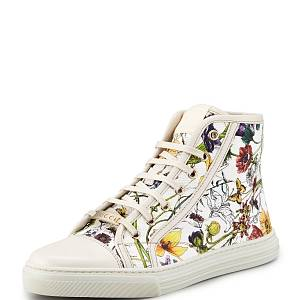 Gucci California Flora High Top