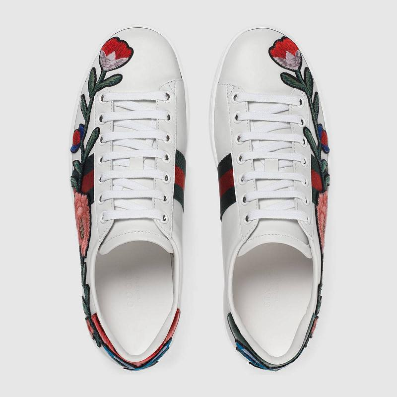Gucci Ace Flower